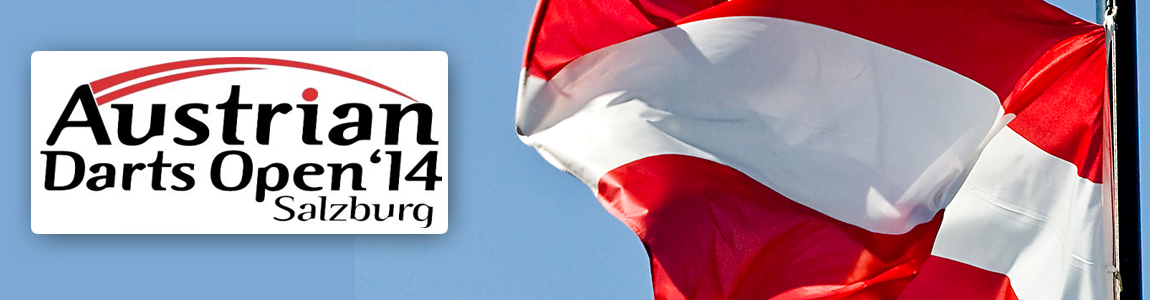 Austrian Darts Open 2014: Infos & Teilnehmer