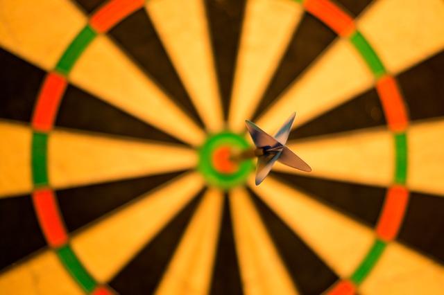 Ist Wetten auf Darts reines Glücksspiel?