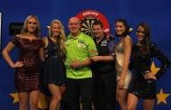 Van Gerwen gewinnt die German Darts Championship 2015