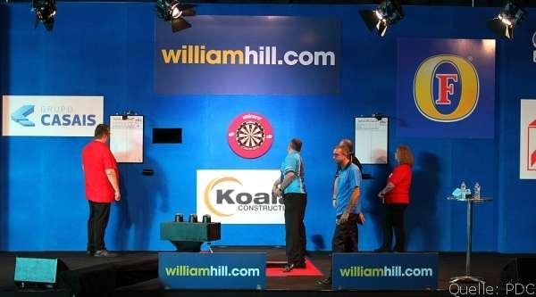 Gibraltar Darts Trophy 2014: Tag 1