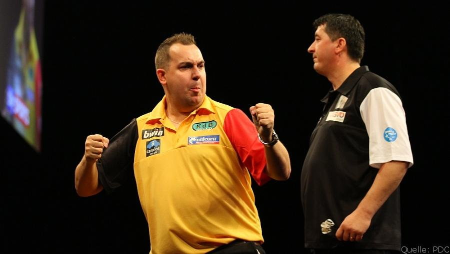 World Cup of Darts 2014: Tag 2