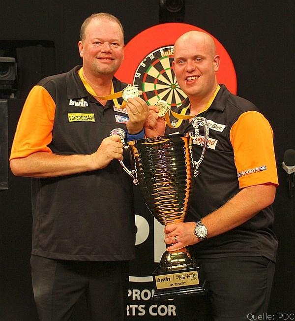 World Cup of Darts 2014: Tag 3 – Niederlande gewinnt!