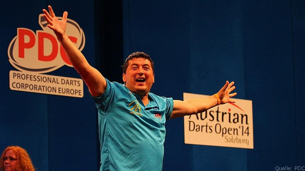 Austrian Darts Open 2014: Tag 2