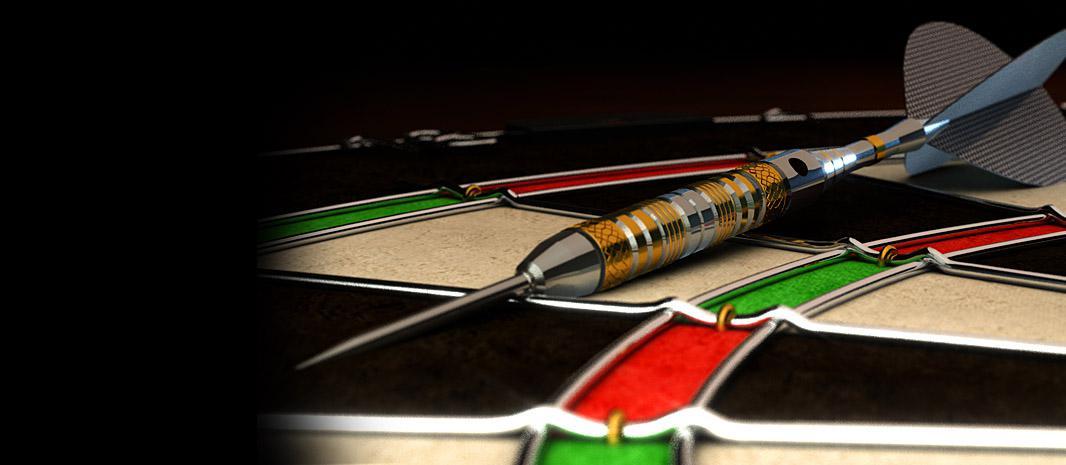 Darts als Arcade Games in Casinos