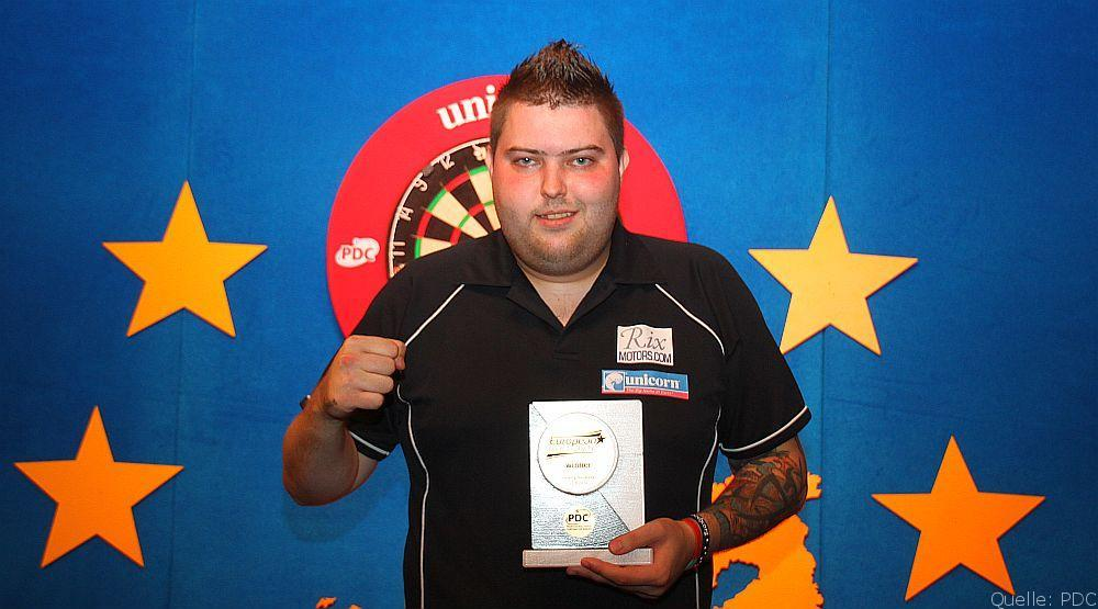 European Darts Trophy 2014: Michael Smith rockt Leipzig