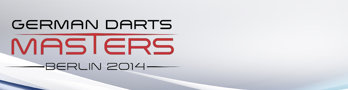 German Darts Masters 2014: Letzte Infos fuer Berlin