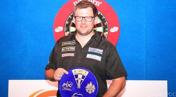 Gibraltar Darts Trophy 2014: James Wade is back!