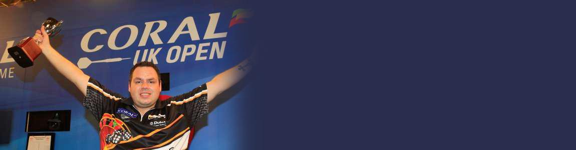 Adrian Lewis gewinnt die UK-Open 2014