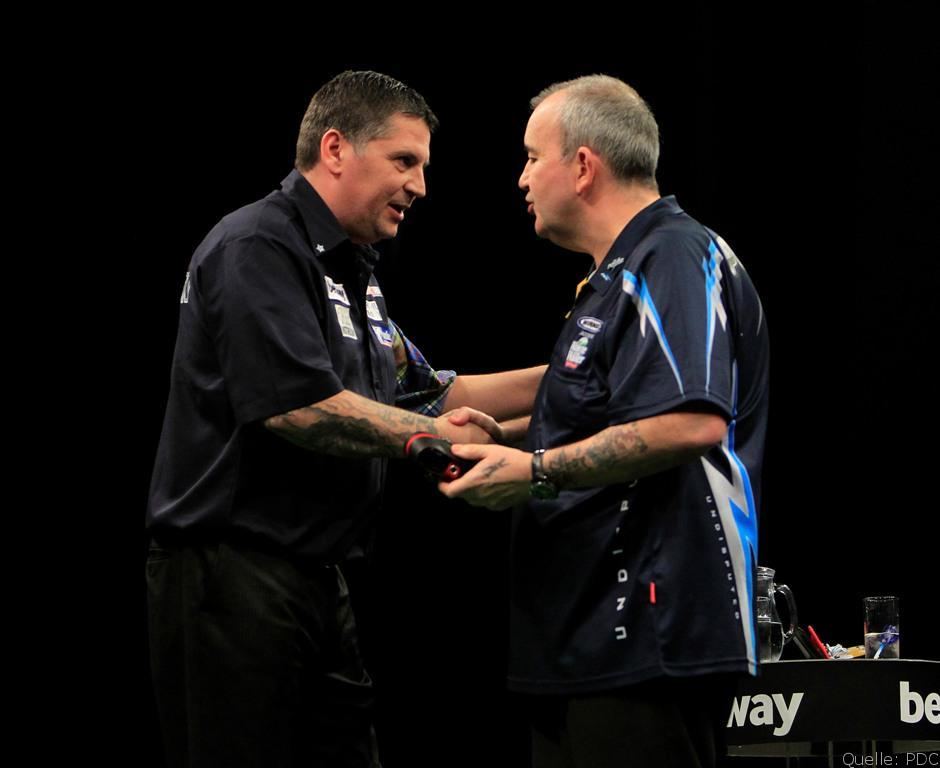 1. Spieltag | Premier League Darts 2015