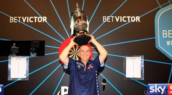World Matchplay 2014: The Power is back